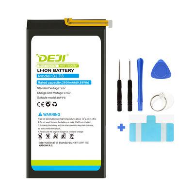 Huawei P8 Mucize Batarya Deji