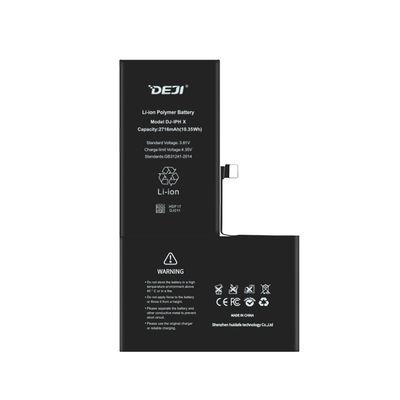 OUTLET iPhone X Mucize Batarya Deji