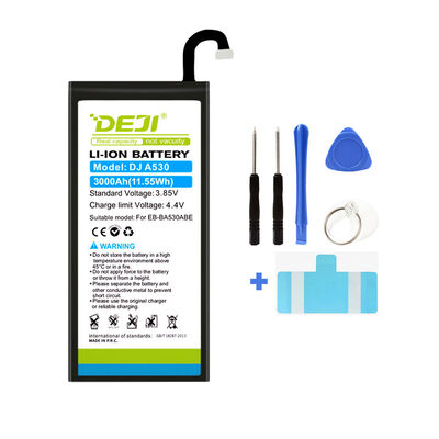 Samsung Galaxy A5 2018 / A8 2018 / J8 J810 Mucize Batarya Deji